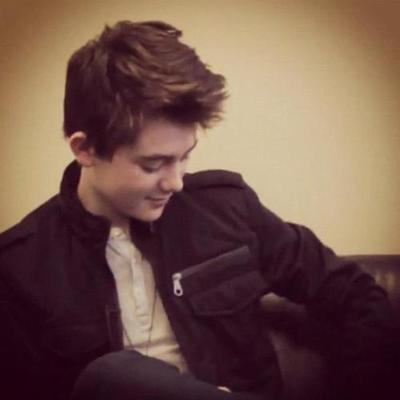 Greyson!!!! 